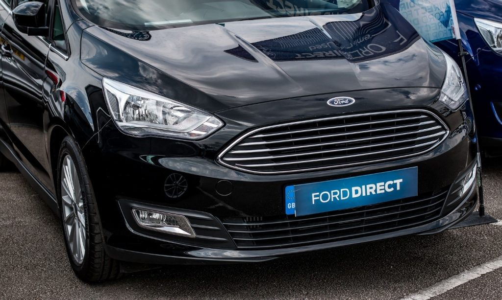 choix voiture ford