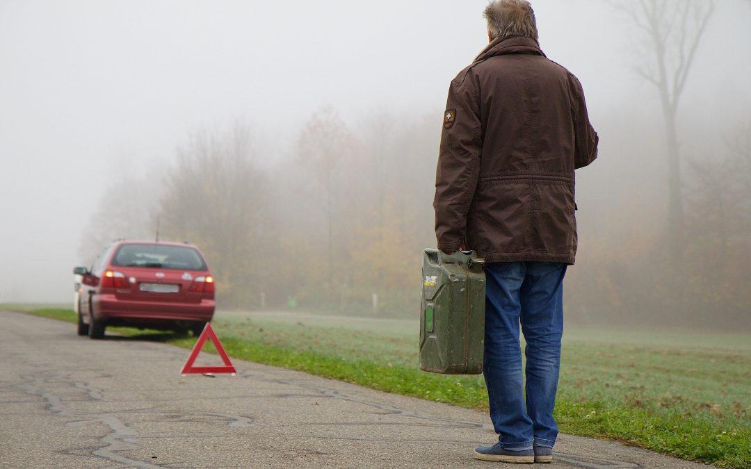10 étapes pour rester en sécurité lorsque vous tombez en panne sur la route