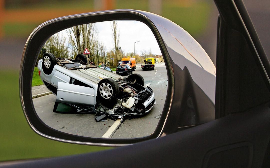 À qui s'adresser après un accident de la route