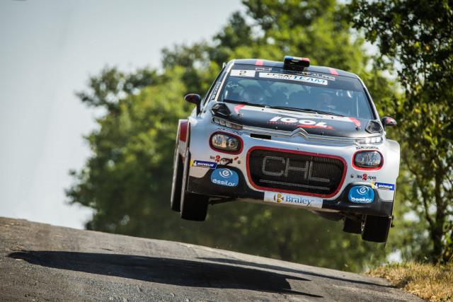 voiture Rallye Sport
