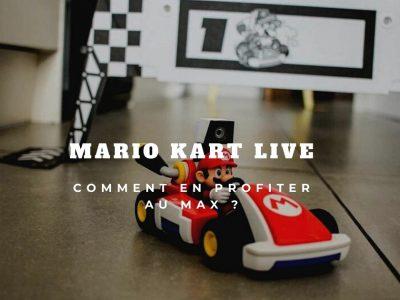 Mario Kart Live Home Circuit: Tout sur le jeu de course en réalité augmentée