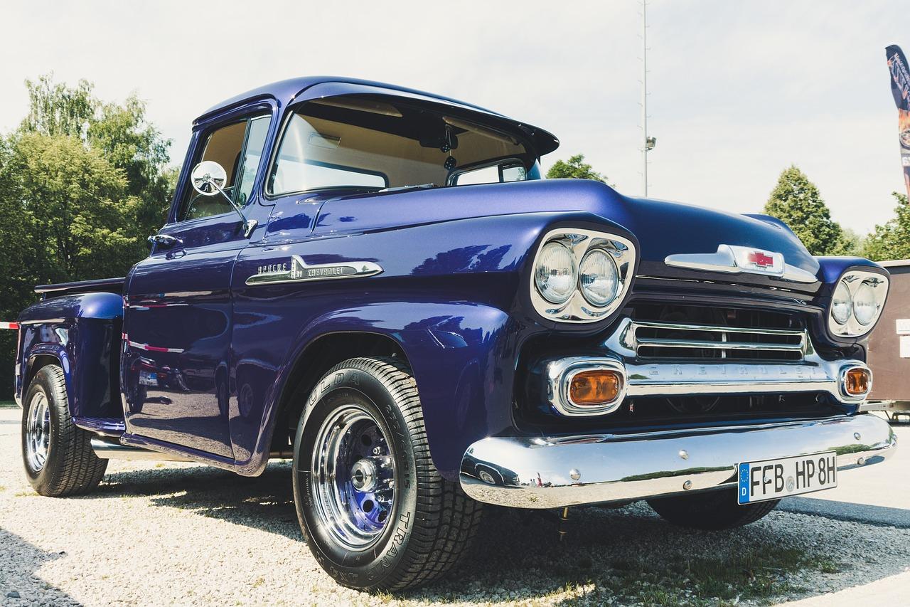 pickup ancien modèle