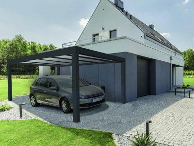 Protégez votre voiture grâce à un carport